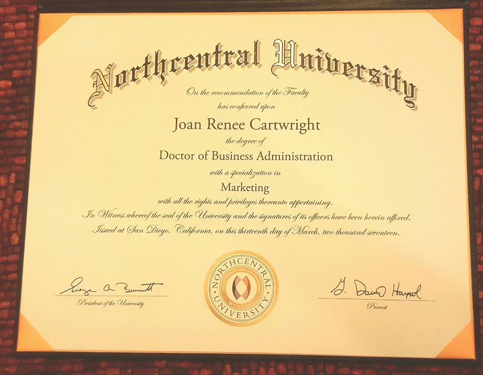 1dr jrc diploma